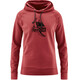 Red Chili Tecu 18 Midlayer Heren rood